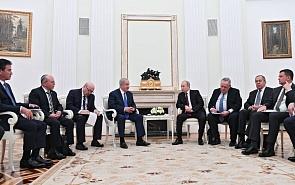 Prime Minister Netanyahu's Snap Trip to Russia