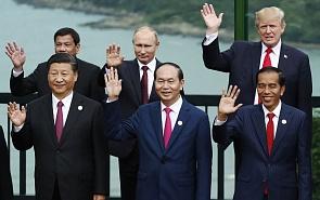 Trump, Putin and the APEC Summit