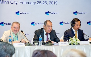Foreign Minister Sergey Lavrov's Remarks and Answers to Media Questions During The Russia-Vietnam Conference of the Valdai Discussion Club