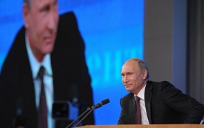 Putin is a Strong and Systemic Politician