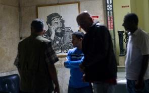 Patria o Muerte. Long Live Fidel!