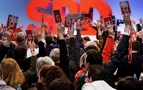 Towards 'Grand Coalition': How the Agenda of German Social Democrats Has Evolved