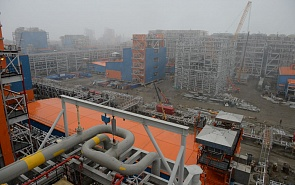 Russian Gas Goes to New Markets