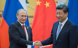 Sino-Russian Relations Moving on Against Challenges