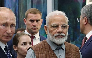 The Special Relationship between India and Russia