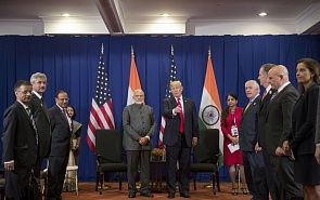 Between Eurasia and the Indo-Pacific: India's New Geopolitics