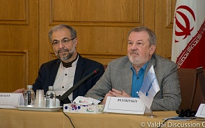 The Russian-Iranian Dialogue as Good Event for Further Development of Bilateral Relations