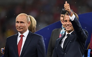 Russia-France: A New Start?