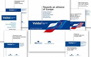 Report: Towards an Alliance of Europe / September 2010