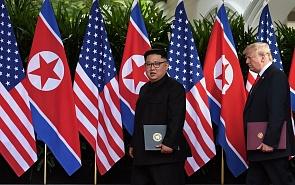 New Trump – Kim Summit: Double Freeze Proposal Seems to Work