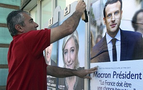 Global Revolt Against Elites. Results of the First Round of Elections in France