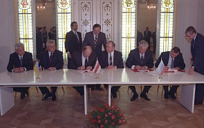 The Belovezha Accords: Not the Worst Option for Soviet Dissolution
