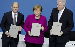 'Grand Coalition' in Germany: New Challenges – Old Responses?