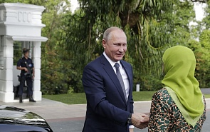 President Putin in Singapore: Russia's East Asia Prospects