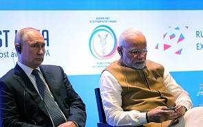 The Eurasian Chord and the Oceanic Ring: Russia and India as the Third Force in a New World Order