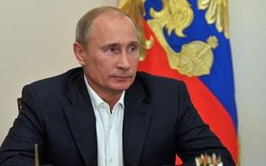 Vladimir Putin Turns 60