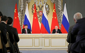 Greater Eurasia: the Common Challenges for China and Russia