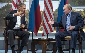 No Agenda for Obama-Putin Meeting