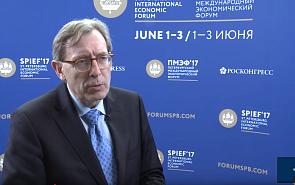 Hans-Paul Bürkner: Russia's Competitive Edge Is Talent