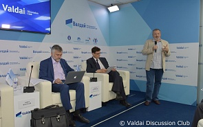 Photo Gallery: SPIEF-2019 Plenary Session. Seminar of the Valdai Discussion Club