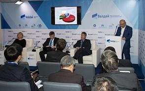 Session VI. Economic Cooperation as Essential Constituent of Comprehensive Sino-Russian Partnership