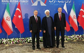 Trilateral Summit in Tehran: What Was Achieved and What Will Come Next?