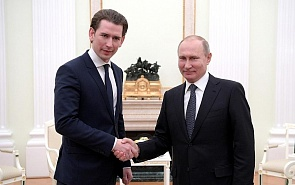Austrian Chancellor in Moscow: Is EU-Russia Dialogue Possible?