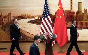 US-China: Truman Doctrine in Action