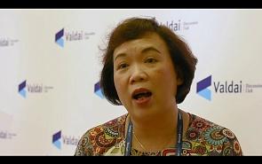 Phan Ngọc Mai Phương on Russian-Vietnamese Cooperation