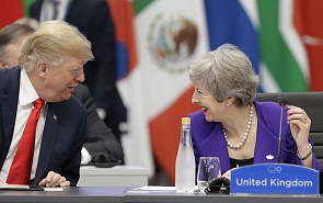 Are Donald Trump and Theresa May 'Hostages' to Their Countries' Legislatures?