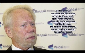 Robert Legvold on 2020 US Presidential Election