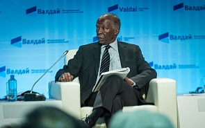 Remarks of Mr. Thabo Mbeki, the Patron of the TMF, at the 13th Annual Meeting of the Valdai Discussion Club