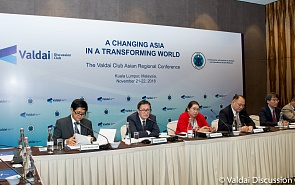 Photo Gallery: The 9th Asian Regional Conference. Dialogue Russia-ASEAN and EEU – ASEAN: Prospects and Limits. Session 3