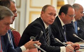 Talks in Paris on Ukraine: Stark Contrast of Evaluations