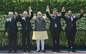 BRICS Forge Ahead As World Order Tumbles Toward Chaos