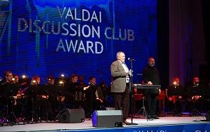 British Historian Dominic Lieven Is the Winner of the Valdai Club Award-2018