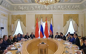 Russia-China: On the Path to Strategic Planning