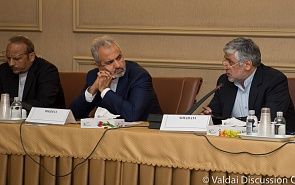 Iran-Russia Alliance Should Become a Model for Solving Regional Crises