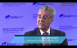 Heinz Fischer on EU, Russia and the Future of Europe