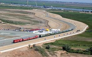 International North–South Transport Corridor and Transregional Integration Scenarios