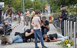 Alexander Rahr: Munich Massacre Is Not the End of Multicultural Society
