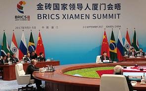 On BRICS vs. Distance