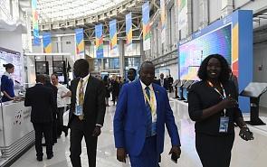 Cultivating Economic Relations: Russia-Africa Economic Forum