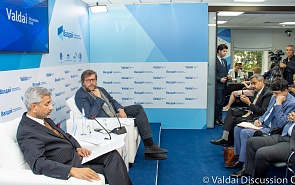 Photo Gallery: Indian Minister of External Affairs Subrahmanyam Jaishankar Meets with the Valdai Discussion Club's Experts