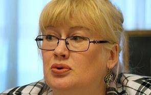Svetlana Melnikova