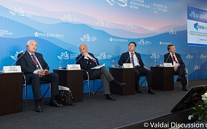 Russia's Pivot to the East: Outcomes and New Goals. TV Debates of Russia 24 and the Valdai Discussion Club