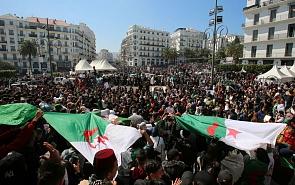 Algeria's Kasbah Moment