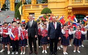 Russia-Vietnam: Balancing Strategies