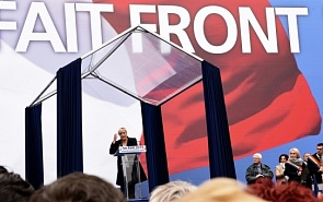 Crisis of the French National Front