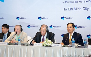 Russia-Vietnam: International Cooperation in a Troubled World
